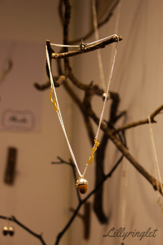 Cool silver squirrel necklace: check out my top picks from Made Brighton