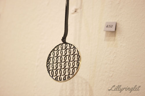 Cool silver necklace: check out my top picks from Made Brighton